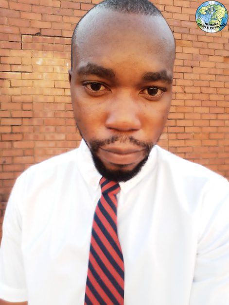 Meet Karabo Sekgale, Report Write at Humana People To People In South Africa.