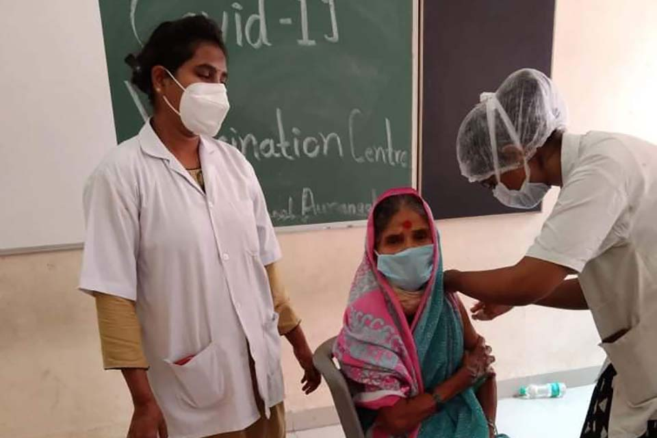 HPP India lends its support to India's vaccination drive