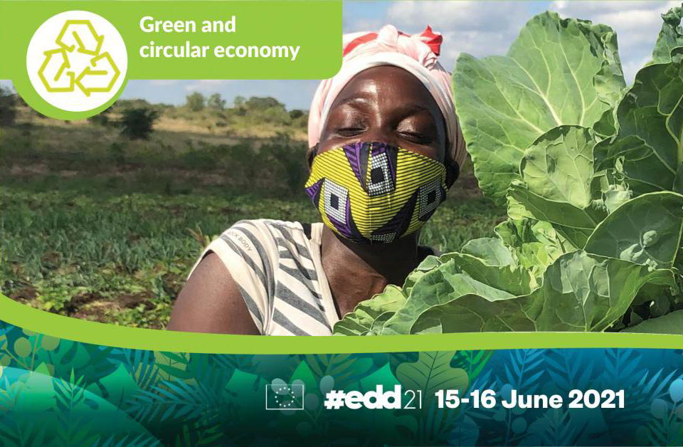 Humana People to People presents at the EDD21 event