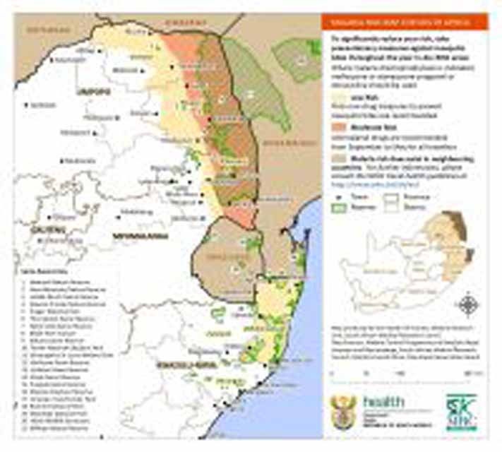 Contributing to the Elimination of Malaria in Southern Africa