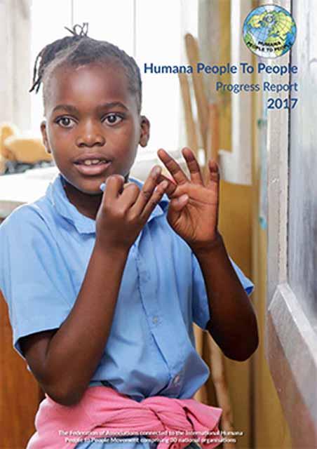 Launching the Humana People to People Progress Report 2017