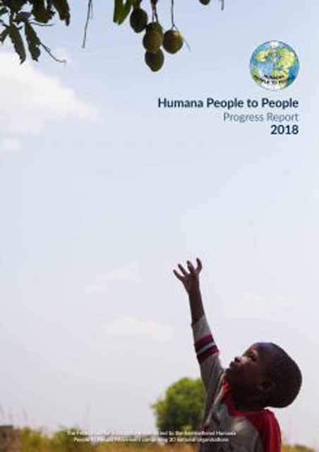 Launching the Humana People to People Progress Report 2018