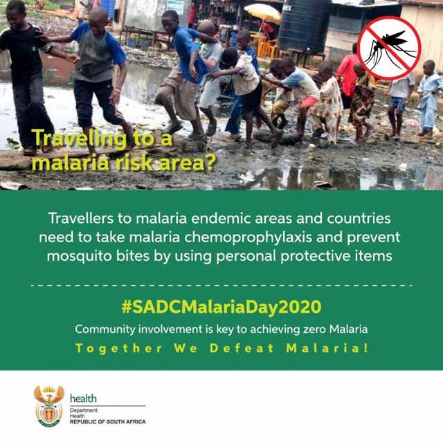 SADC Malaria Day 2020