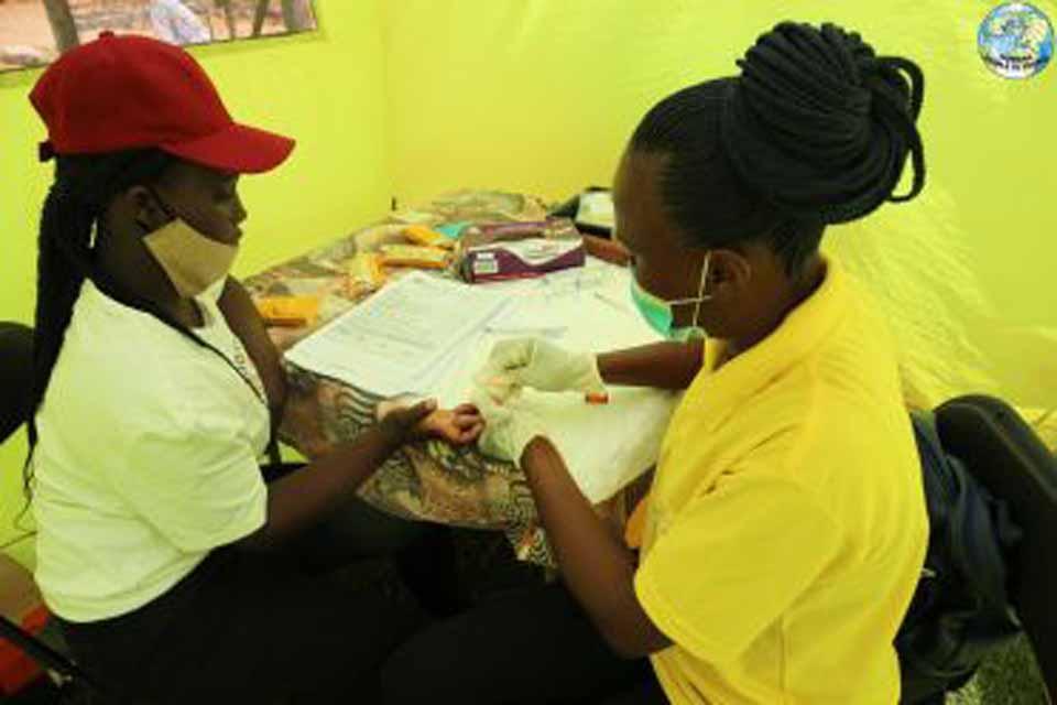 World AIDS Day 2020: Global Solidarity, Sharing Responsibility