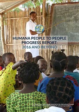 Humana People To People Progress Report 2016