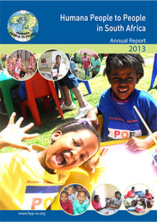 Humana People To People in South Africa Annual Report 2013