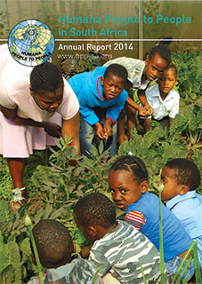 Humana People To People in South Africa Annual Report 2014