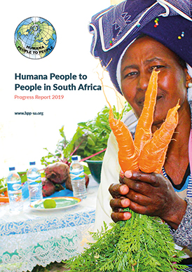 Humana People To People in South Africa Progress Report 2019