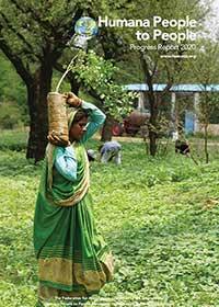 Humana People To People Progress Report 2020